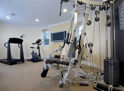 home gym setup for personal training denver